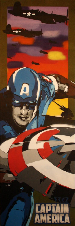 BenMaker.fr - Captain America