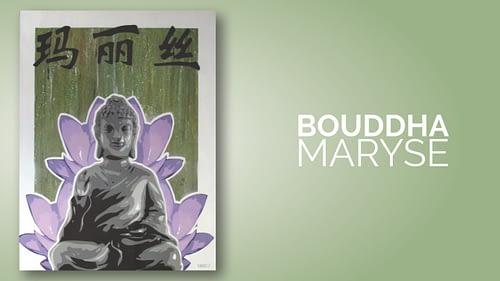 Bouddha Maryse