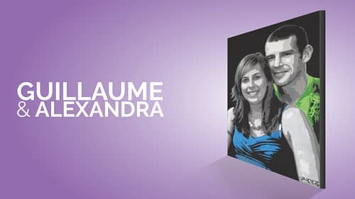 Guillaume & Alexandra