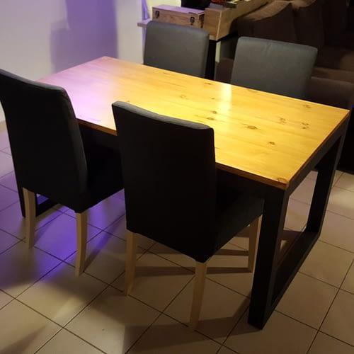 BenMaker.fr - Table a manger