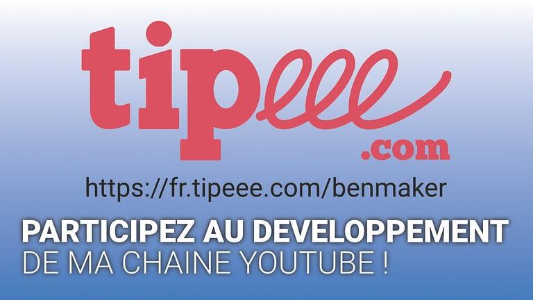 tipeee.com/benmaker