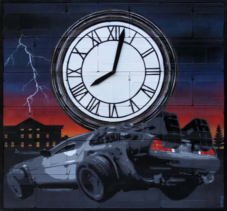 BenMaker.fr - Back to the future